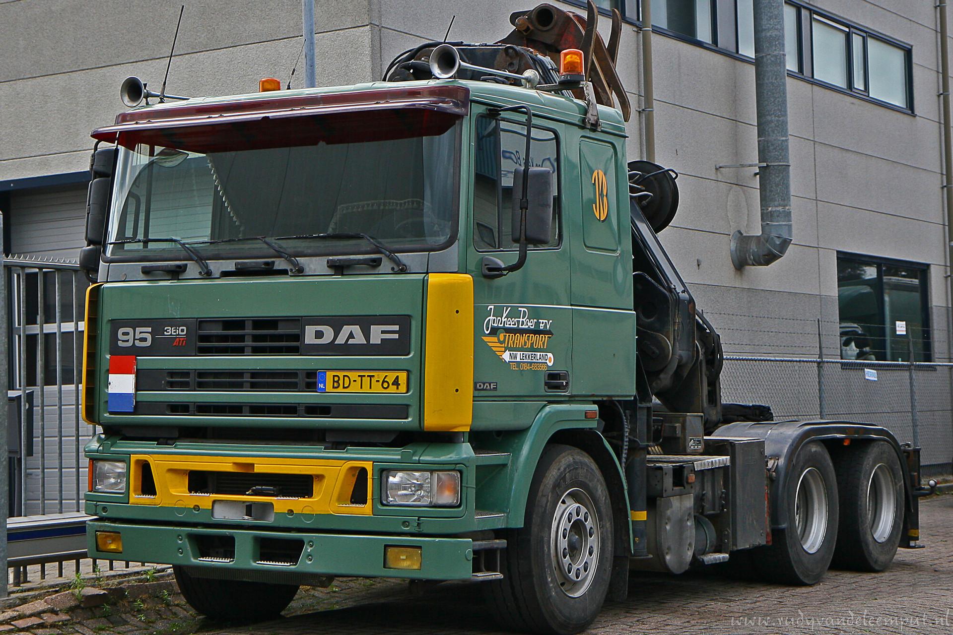 1996 | BD-TT-64 | DAF 95