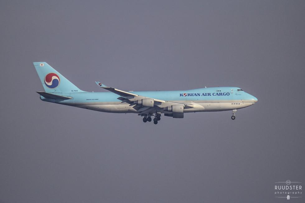 HL7603   Build: 2006 - Boeing 747-4B5F