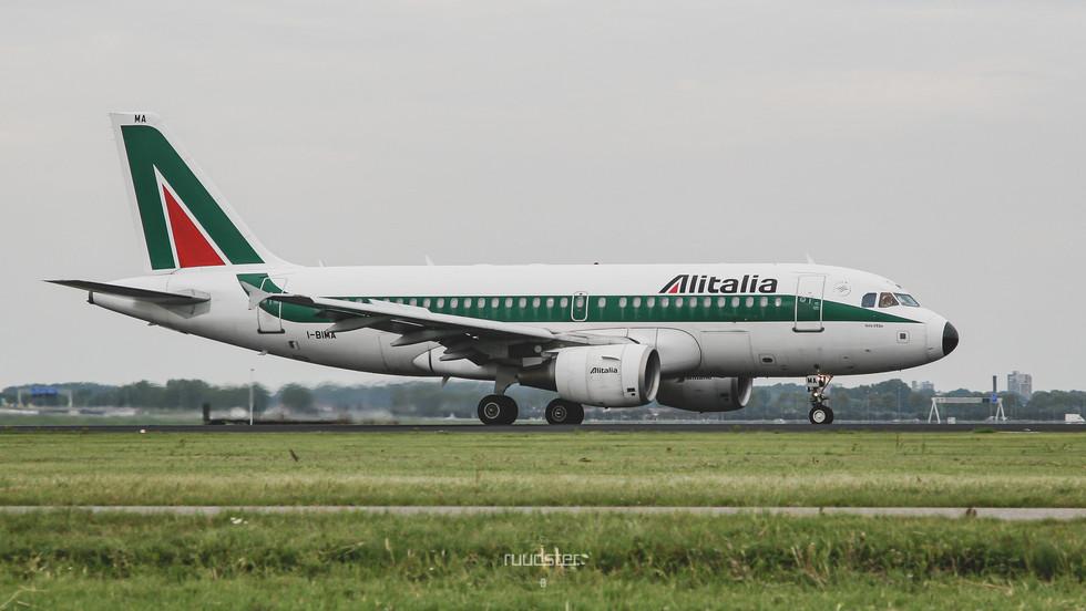 I-BIMA   Build: 2002 - Airbus A319-100