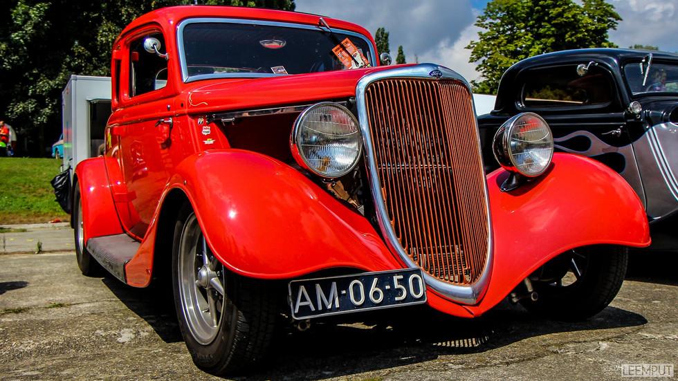 AM-06-50 | Build: 1934 - Ford Saloon Hotrod