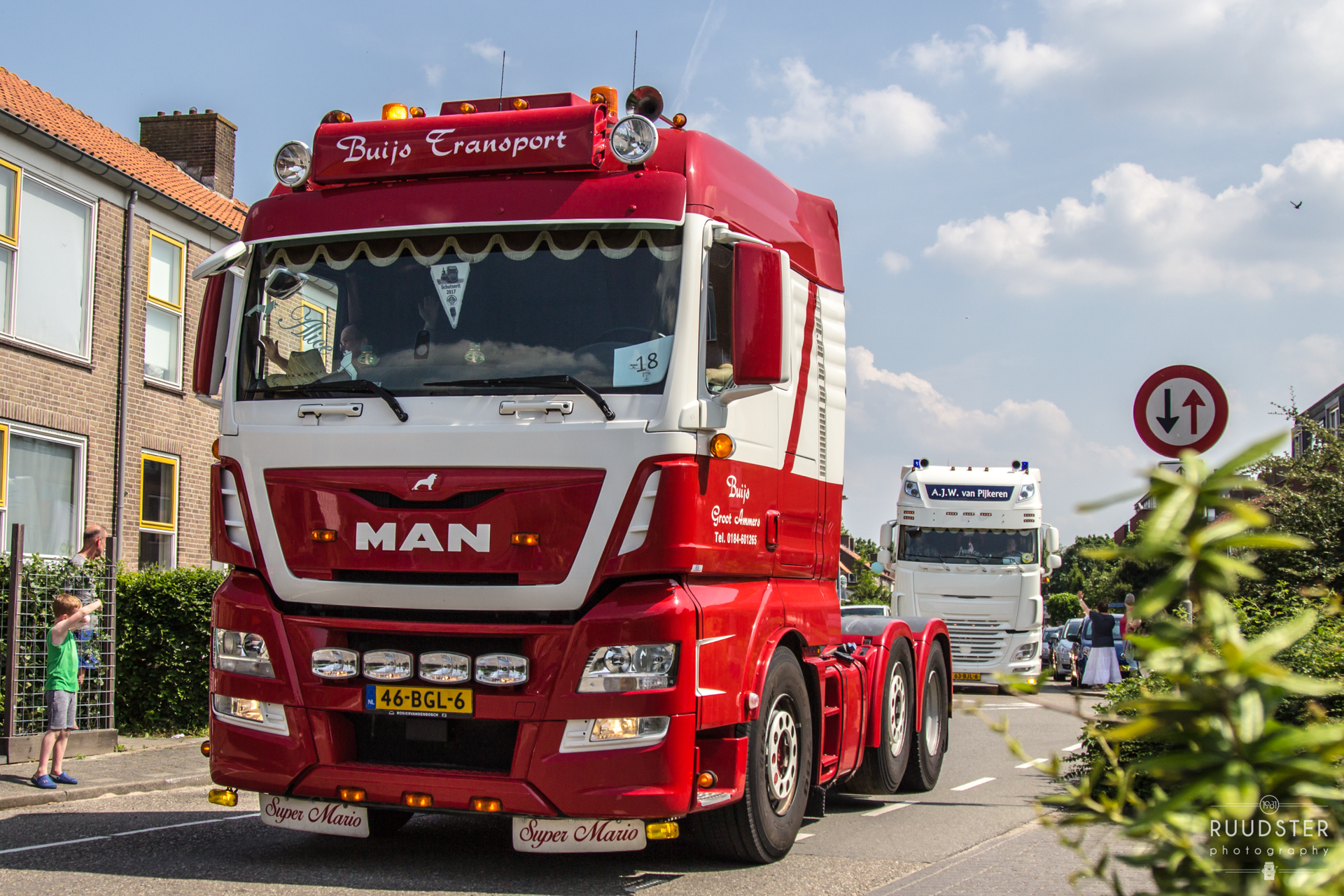 46-BGL-6 | Build: 2015 - MAN TGX