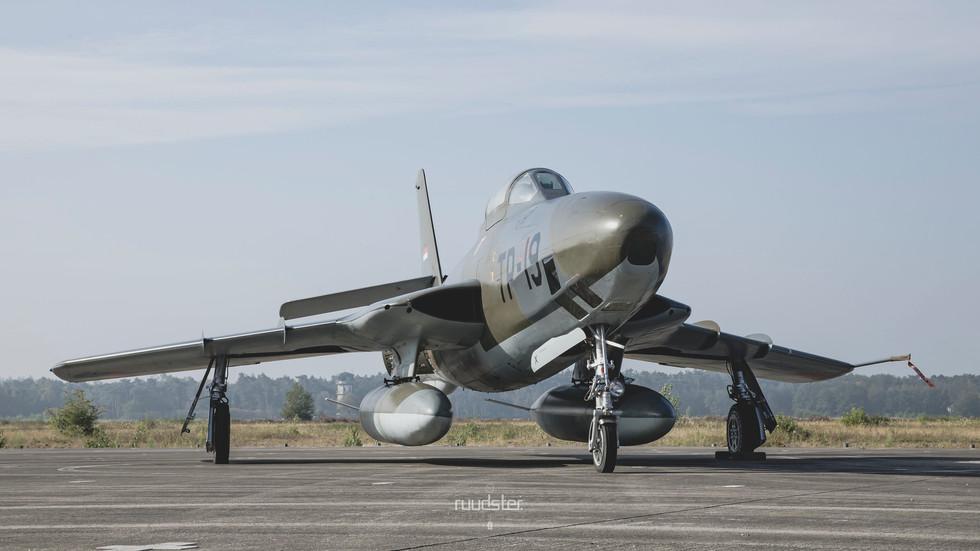 TP-19 | Build: 1955 - Republic RF-84F Thunderflash