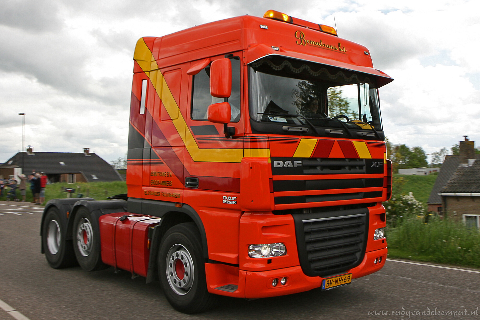 BV-NH-69 | Build: 2009 - DAF XF105.510