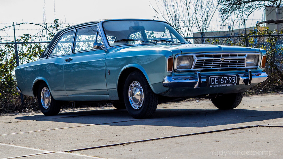 DE-67-93 | Build: 1967 - Ford 17 M Automatic