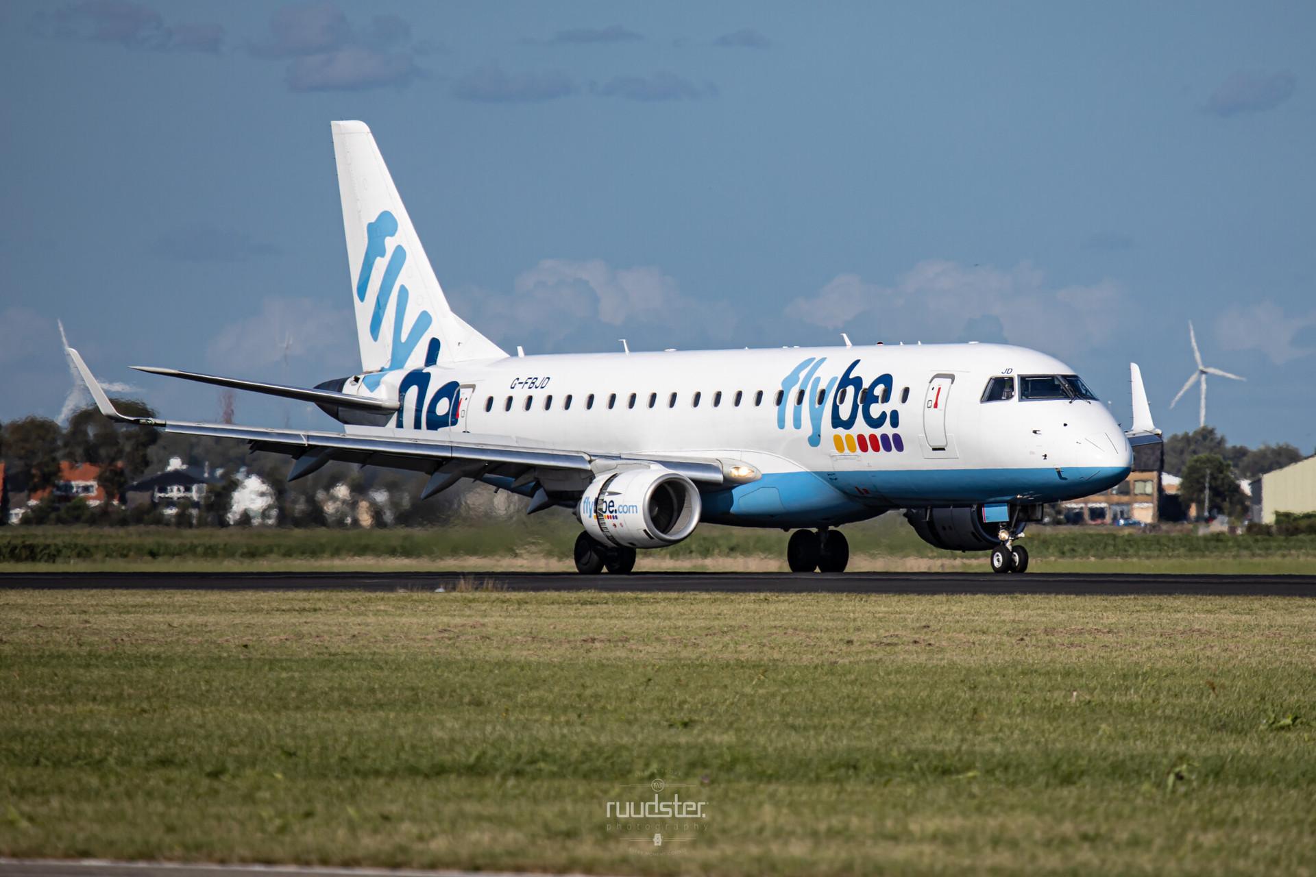 2011 | G-FBJD - Embraer 175STD