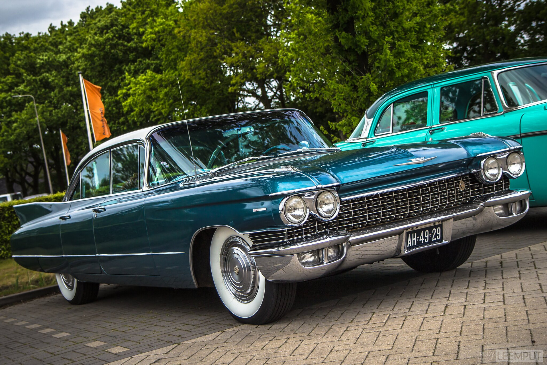 1960 | AH-49-29 | Cadillac Sixty Two Sedan