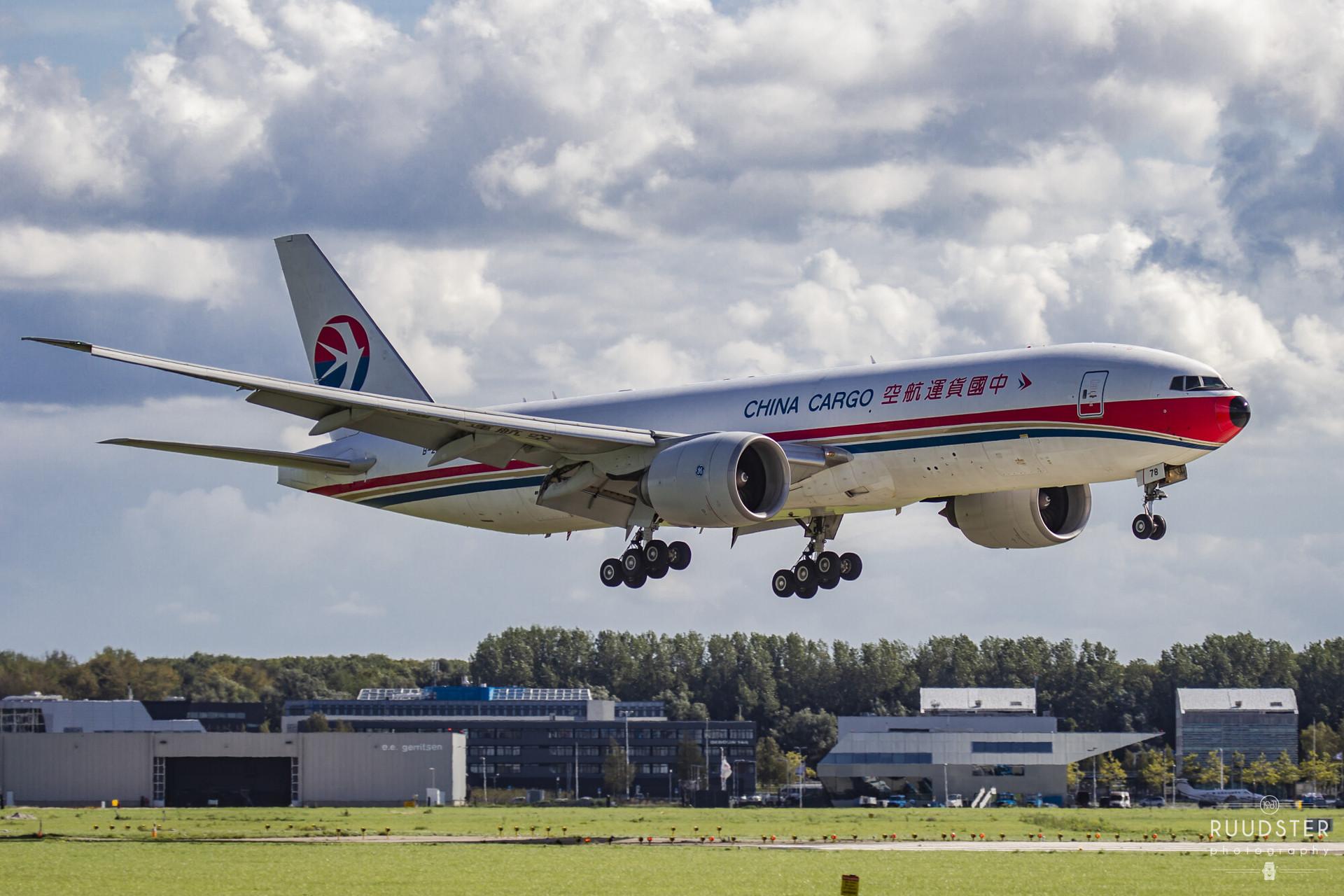 B-2078 | Build: 2010 - Boeing 777-F6N