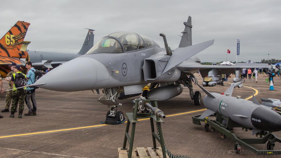 821 | Build: .... - Saab JAS 39 Gripen