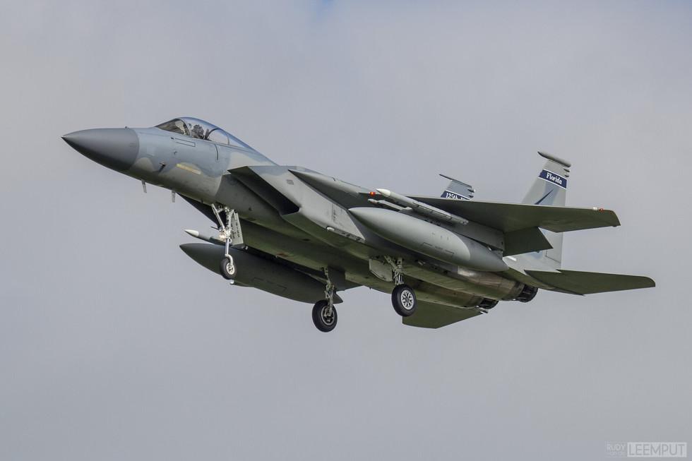 86-155   Build: .... - McDonnell Douglas F15c