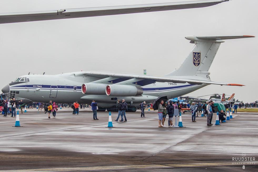 78820 | Build: .... - Ilyushin Il-76MD