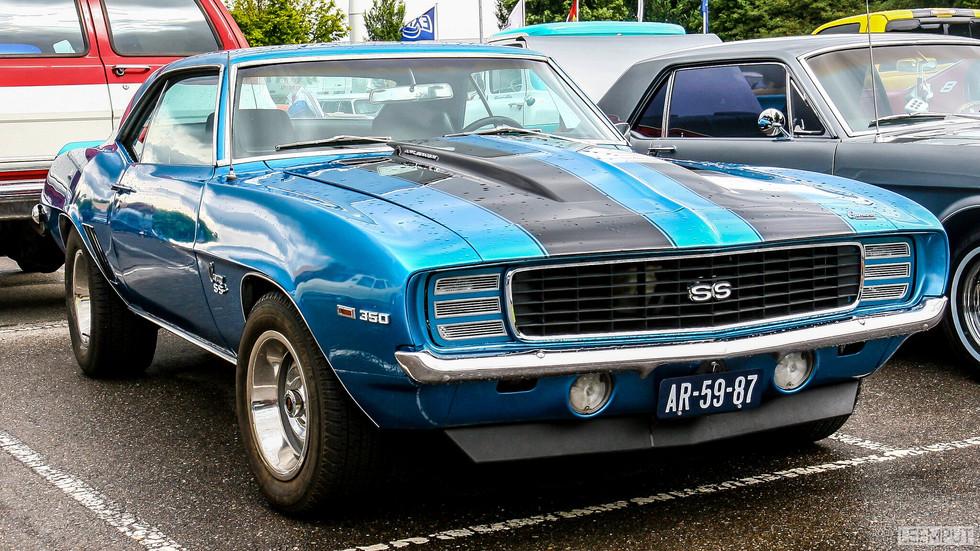 1969 | AR-59-87 | Chevrolet Camaro