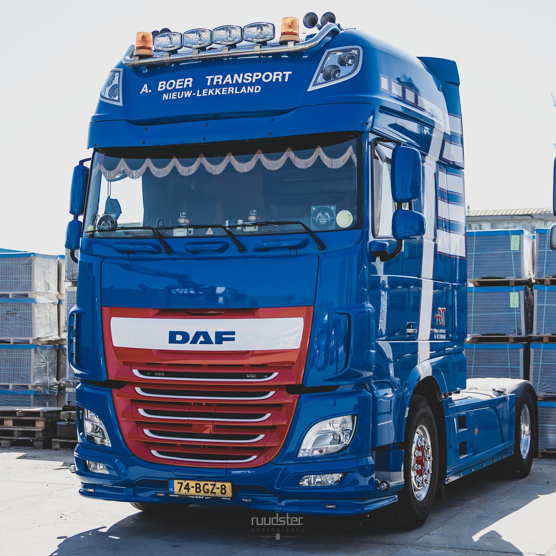 74-BGZ-8 | Build: 2016 - DAF XF106.460