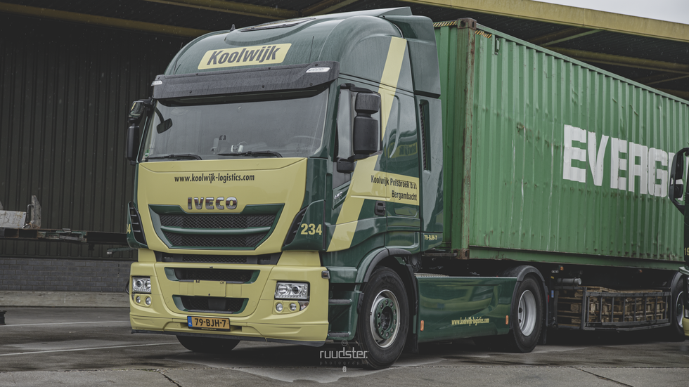 79-BJH-7   Build: 2017 - IVECO AS.440