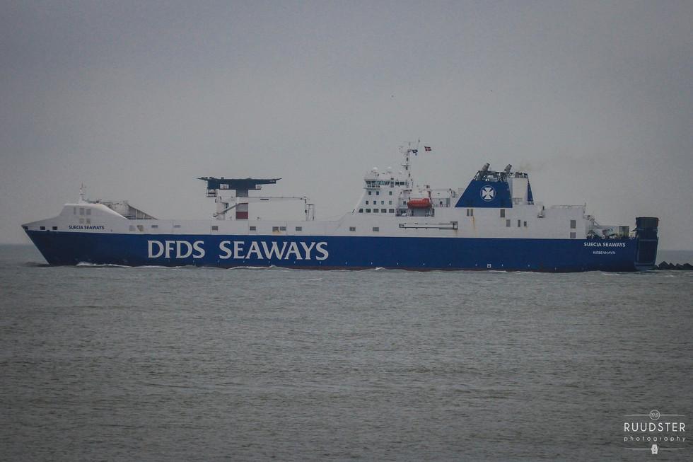 IMO: 9153020 | Build: 1999 - Suecia Seaways