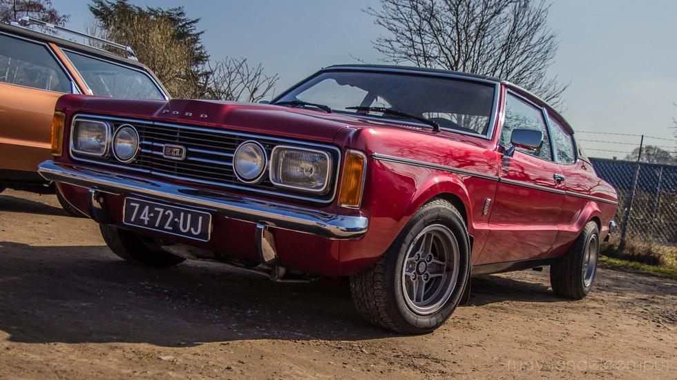 74-72-UJ | Build: 1972 - Ford Taunus 2000 Coupe
