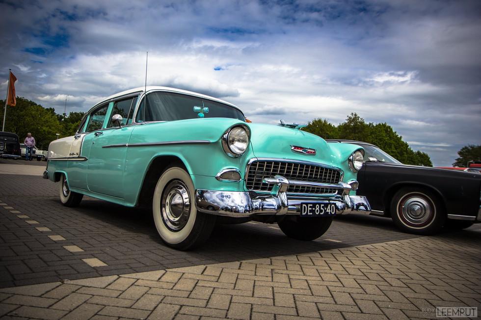 1955 | DE-85-40 | Chevrolet Bel Air