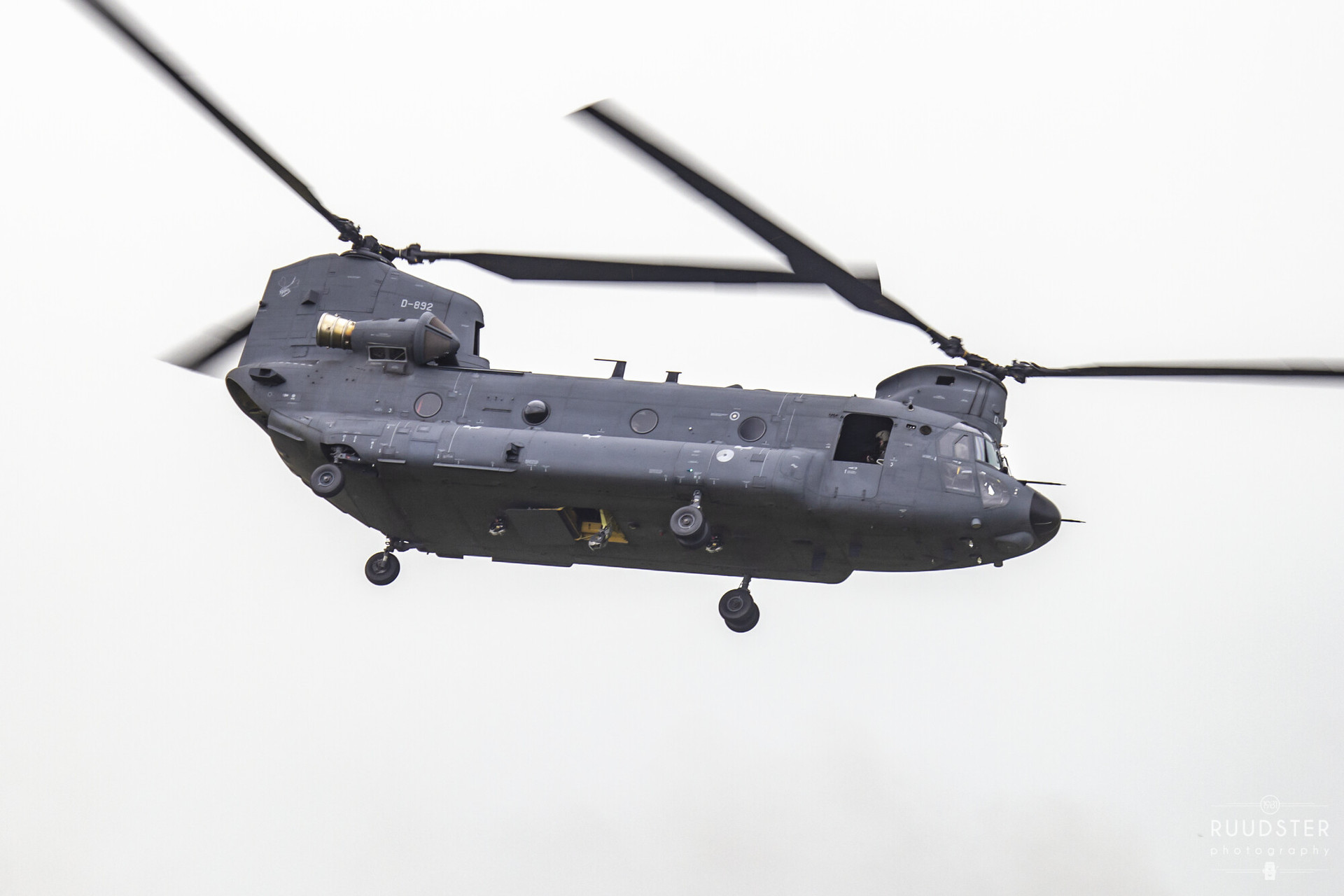 D-892   Build: 2012 - Boeing CH-47 Chinook