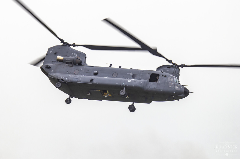 D-892 | Build: 2012 - Boeing CH-47 Chinook
