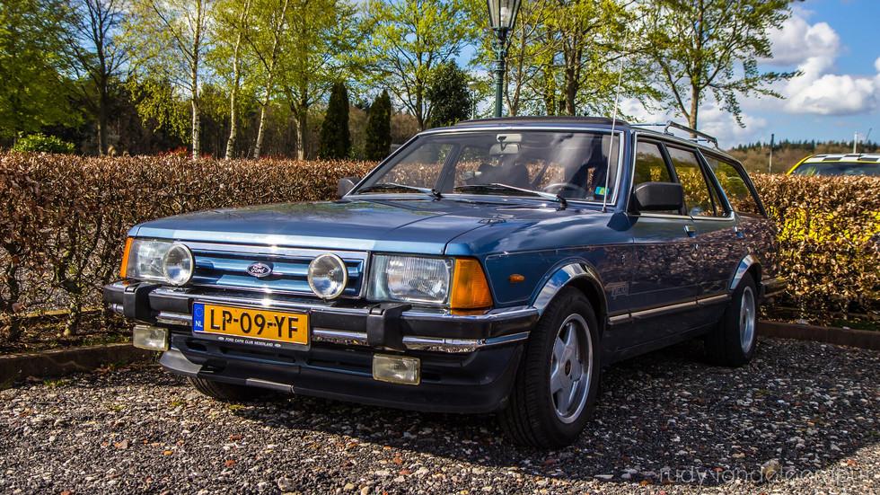 LP-09-YF | Build: 1984 - Ford Granada 2.8