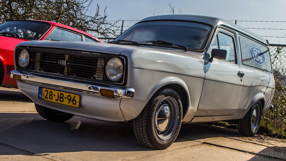 28-JB-96 | Build: 1979 - Ford Escort 1100 Van
