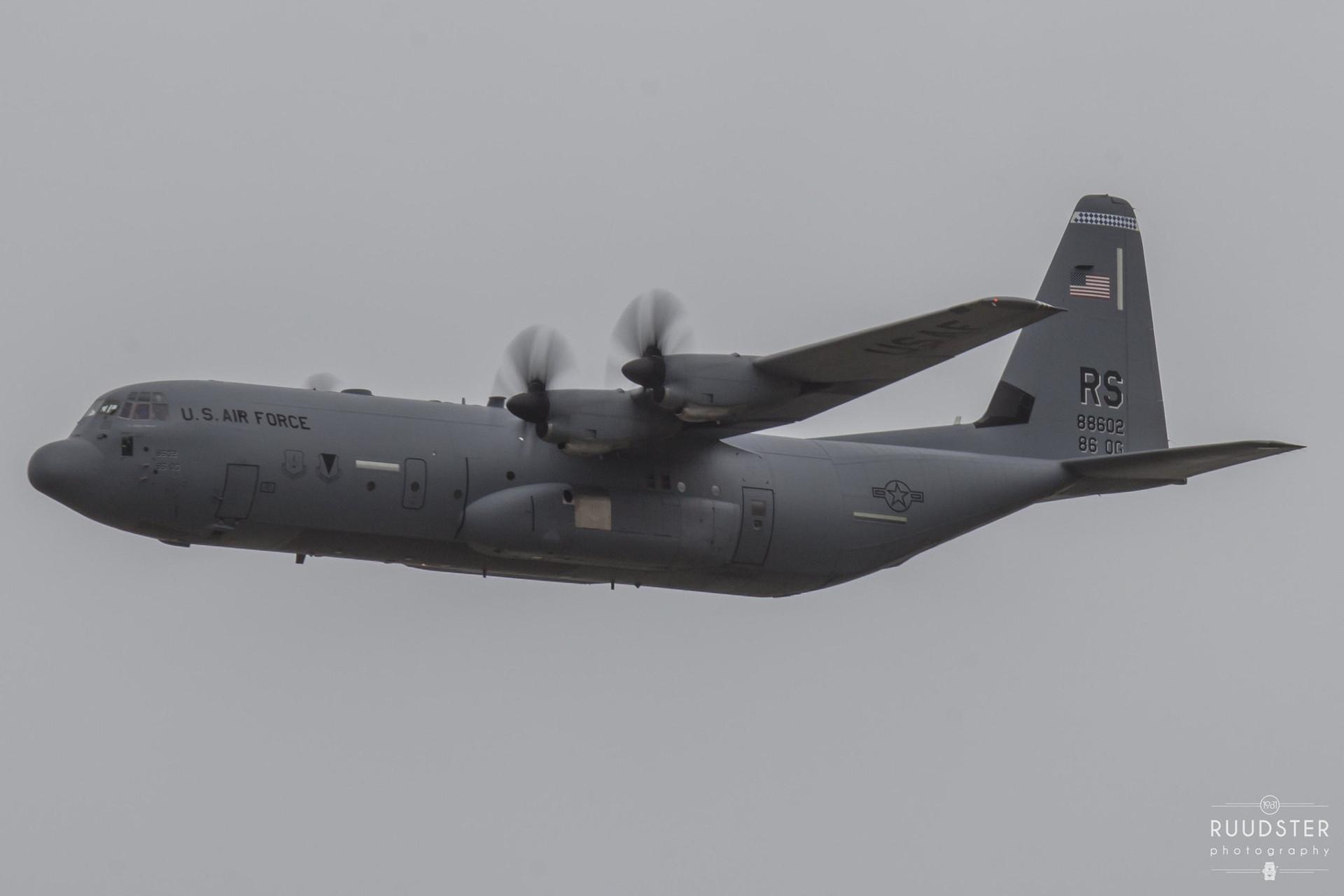 88602   Build: 2008 - Lockheed C-130J-30