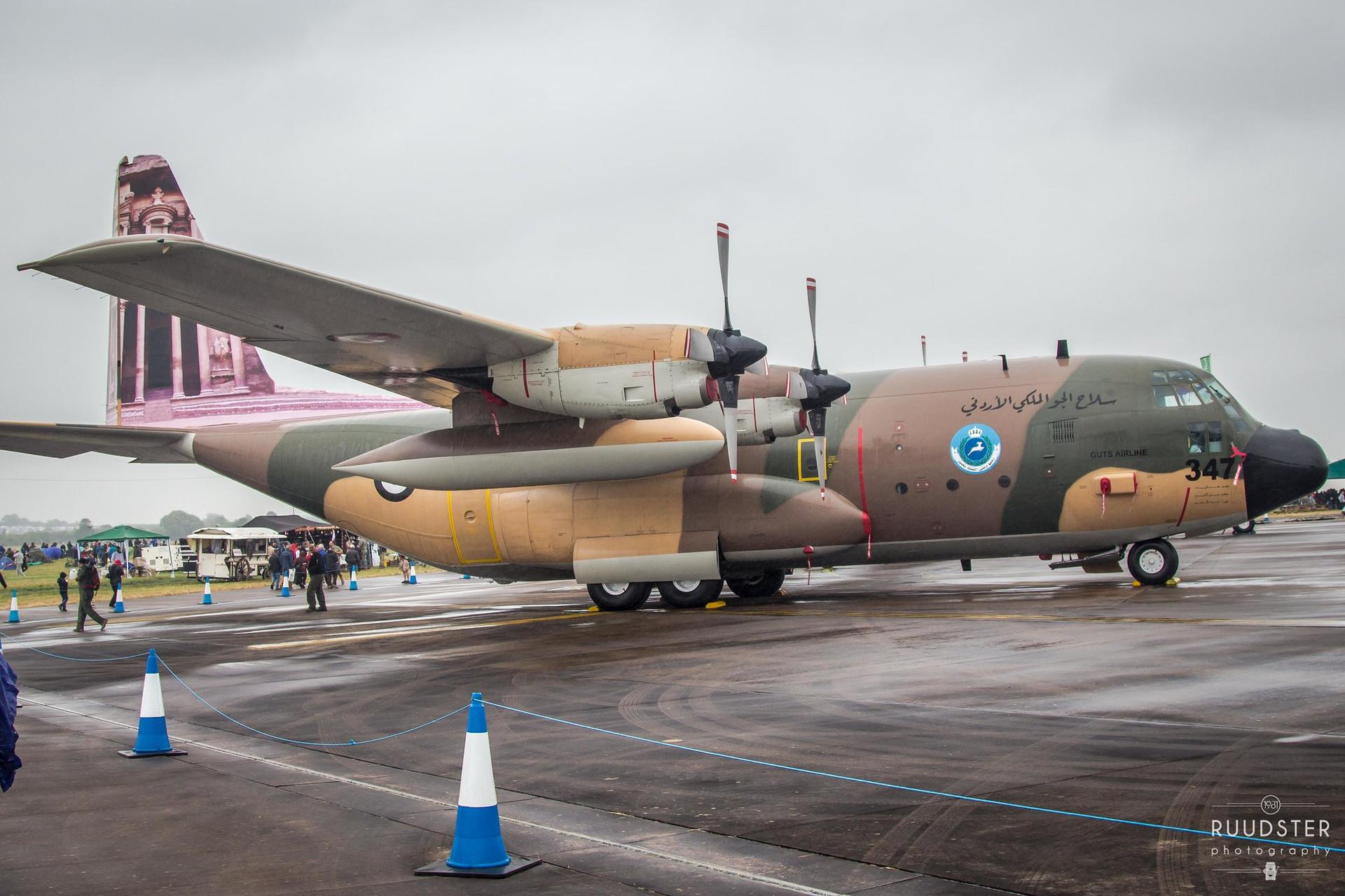 347   Build: .... - Lockheed C-130J Hercules