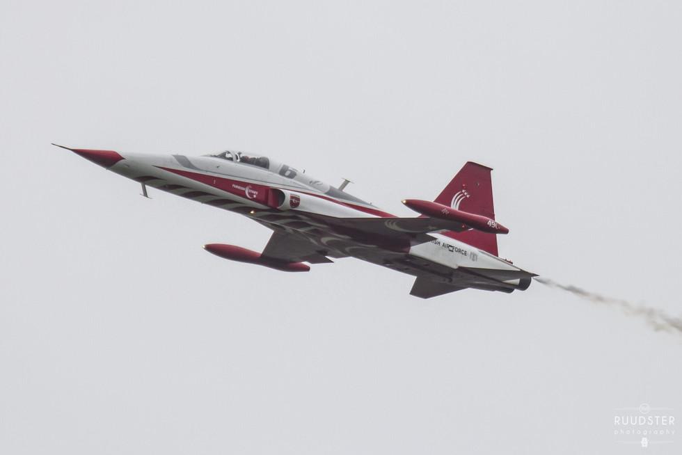 Foto: 11 juni 2016  Open dagen Luchtmacht EHLW | LWR  Leeuwarden AB