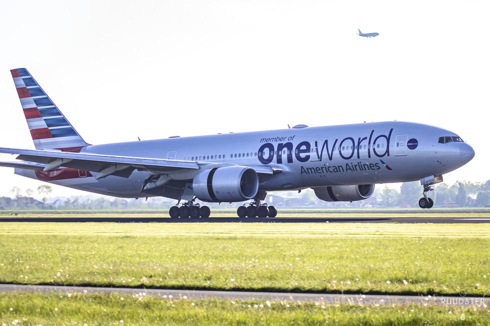 N791AN   Build: 2010 - Boeing 777-223