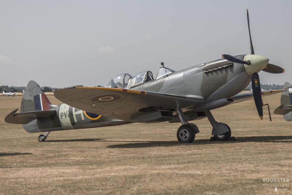 PV202 | Builf: 1944 - Supermarine Spitfire Mk.T.iX