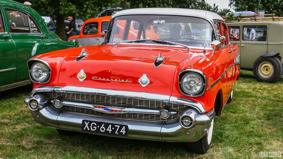 1957 | XG-64-74 | Chevrolet Bel Air '57