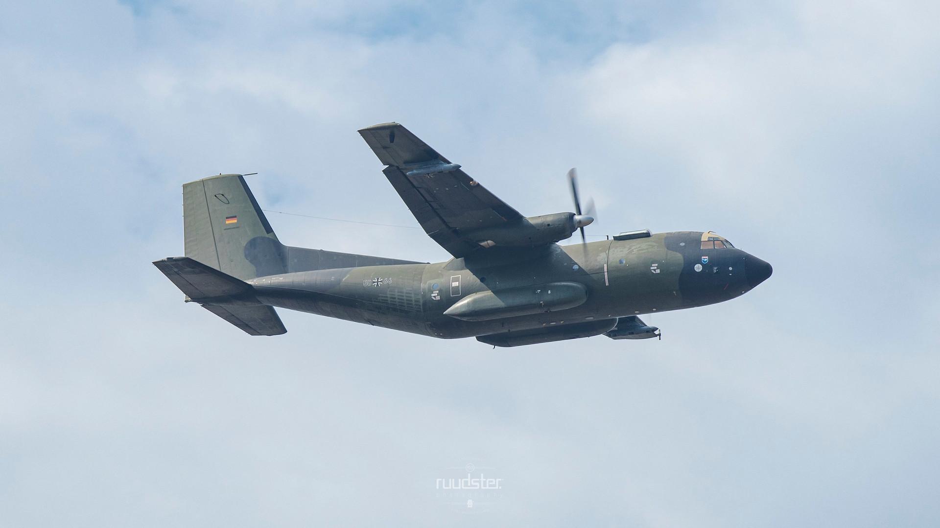 50+66 | Transall C-160D