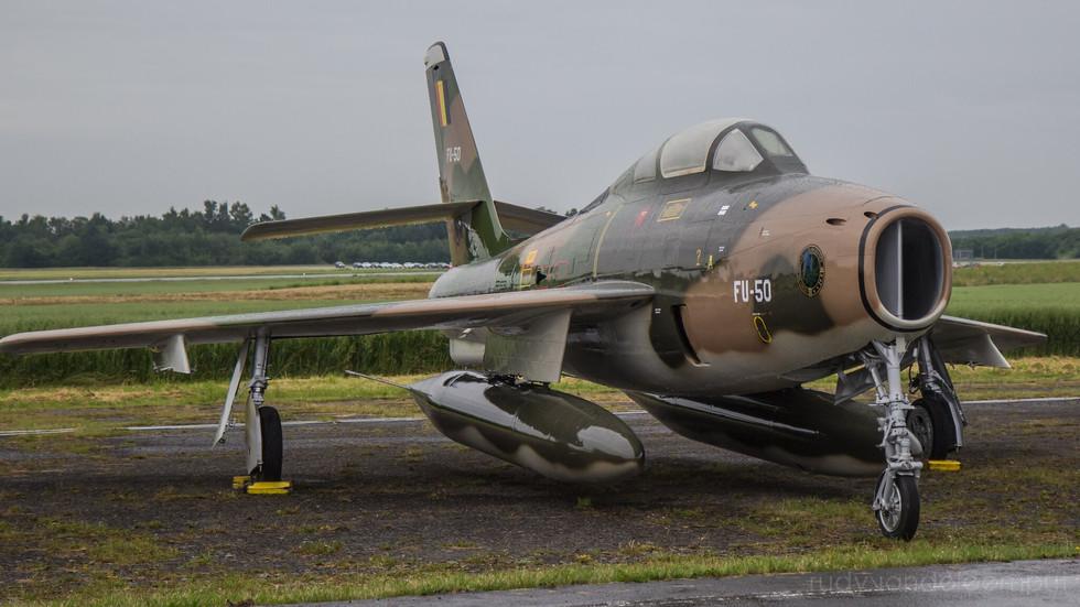 FU-50   Build: .... - Republic F-84F Thunderstreak