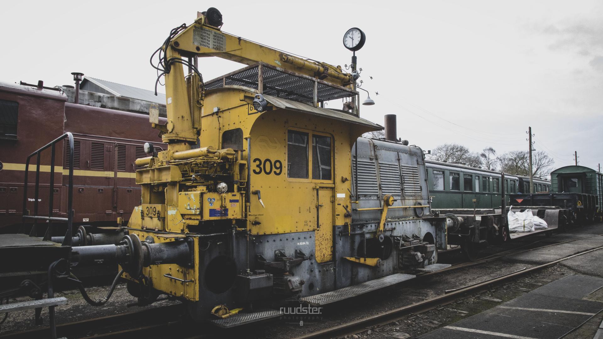 309 | Build: 1940 - Werkspoor, Amsterdam