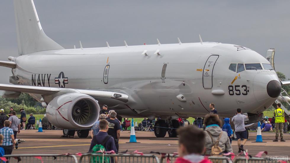 168853   Build: 2016   Boeing P-8 Poseidon