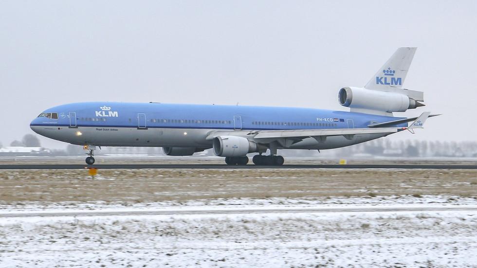 PH-KCD   Build: 1994 - McDonnell Douglas MD-11