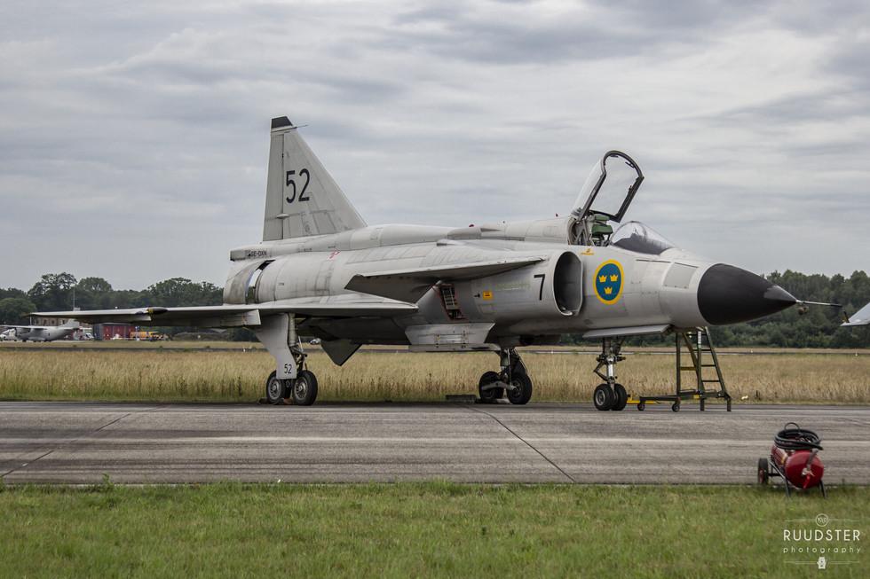 52 / SE-DXN | Build: .... - Saab AJS 37 Viggen
