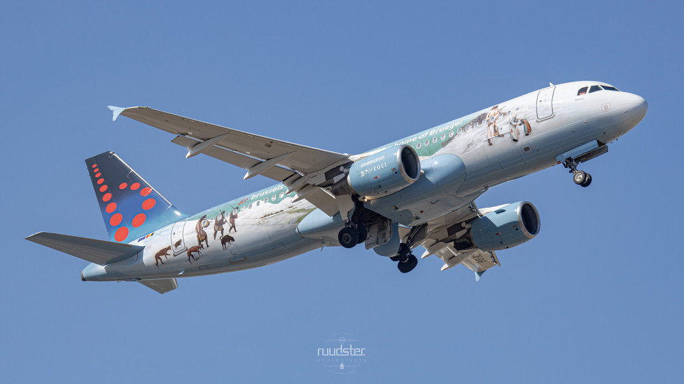 OO-SNE   Build: 2010 - Airbus A320-214