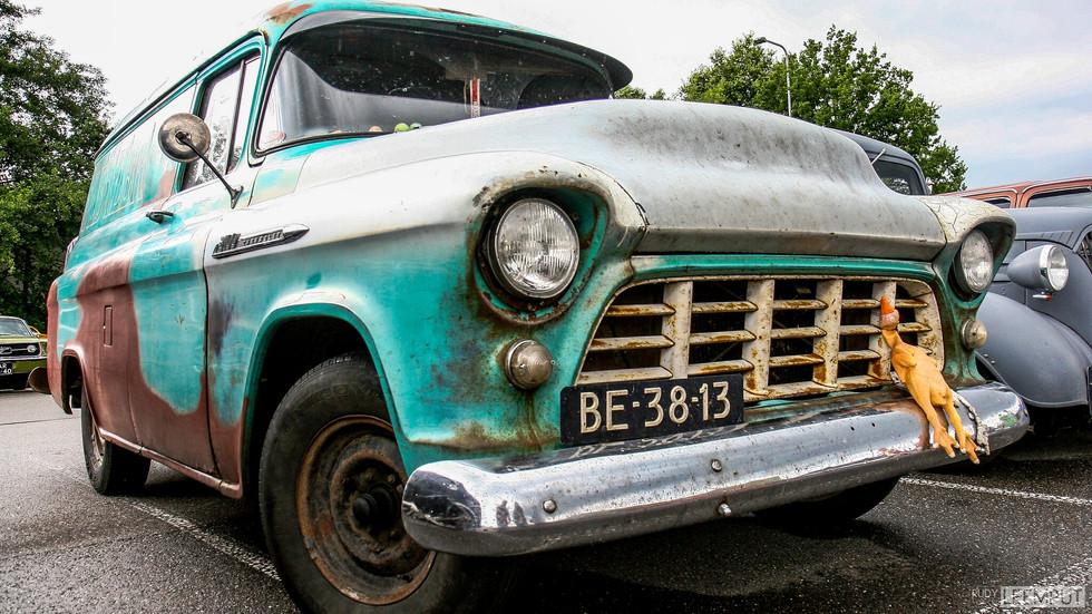 1956 | BE-38-13 | Chevrolet 3100