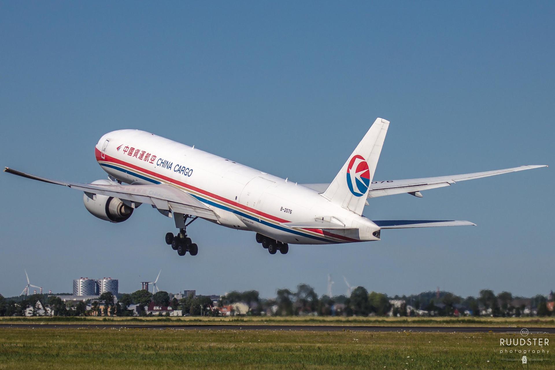 B-2076 | Build: 2010 - Boeing 777-F6N