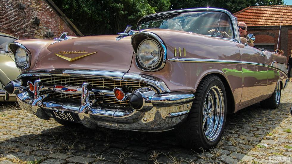 1957 | AL-83-11 | Chevrolet Bel Air