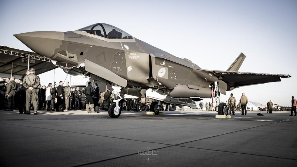 F-009 | Build: 2019 - Lockheed Martin F35 Lightning II