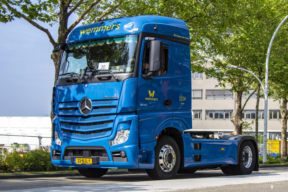 2017 | 23-BJL-1 | Mercedes-Benz Actros
