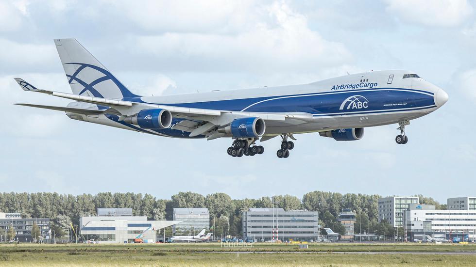 VQ-BWW | Build: 2007 - Boeing 747-406ERF