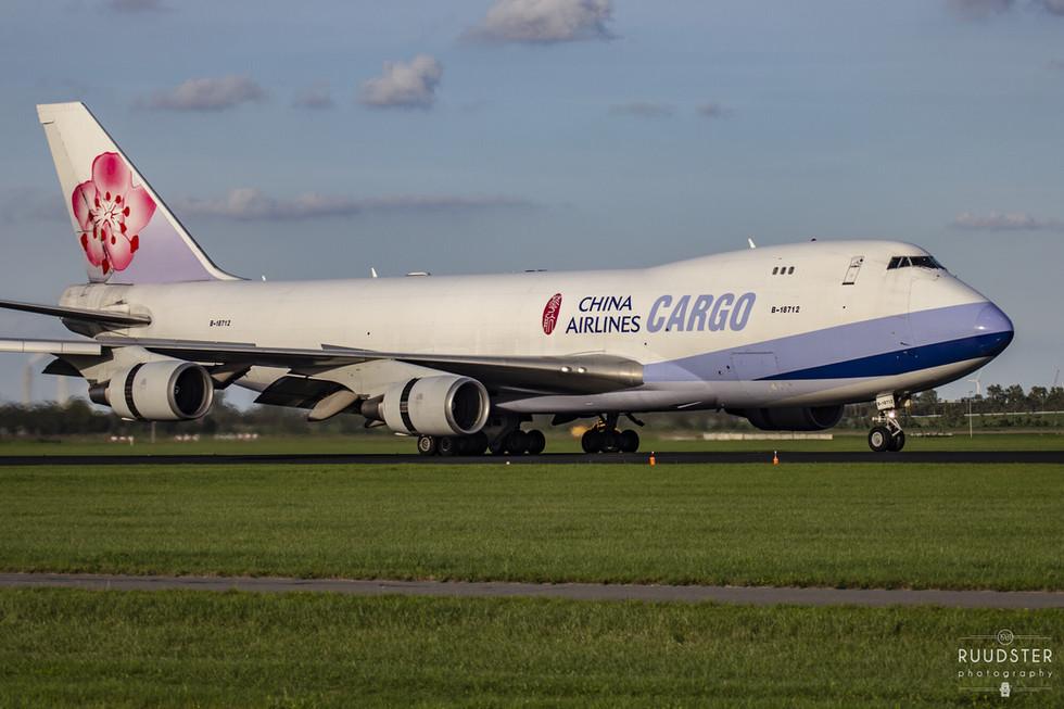 B-18712   Build: 2003 - Boeing 747-409F