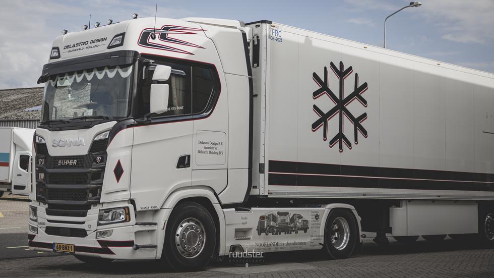 68-BNX-1 | Build: 2019 - SCANIA S650