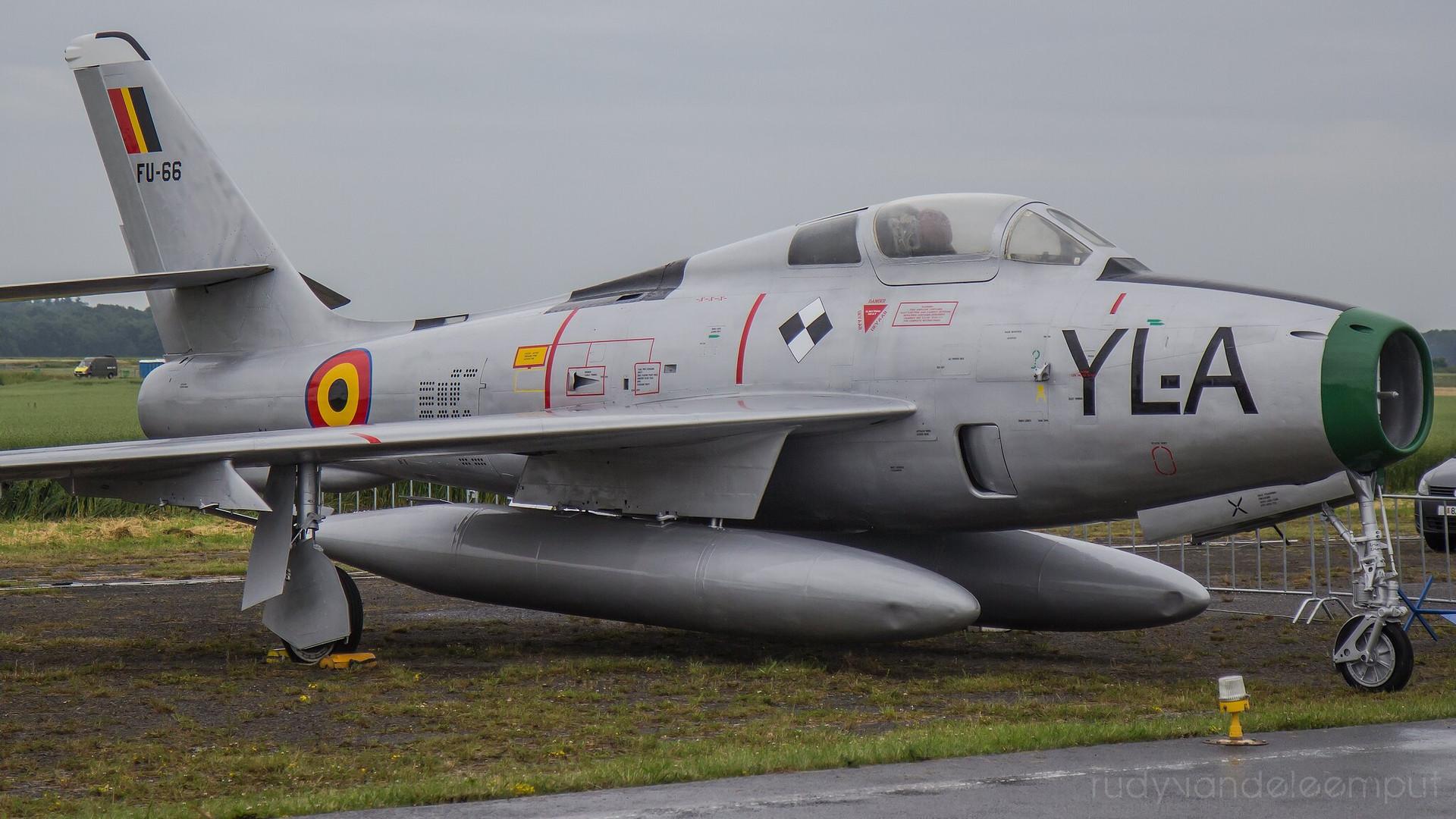 FU-66 | Build: .... - Republic F-84F Thunderstreak
