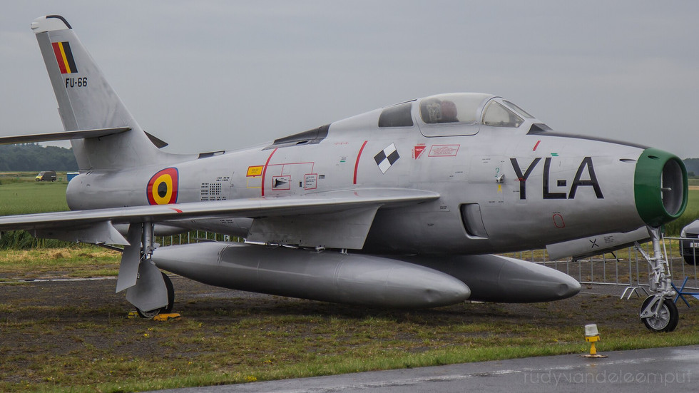FU-66   Build: .... - Republic F-84F Thunderstreak