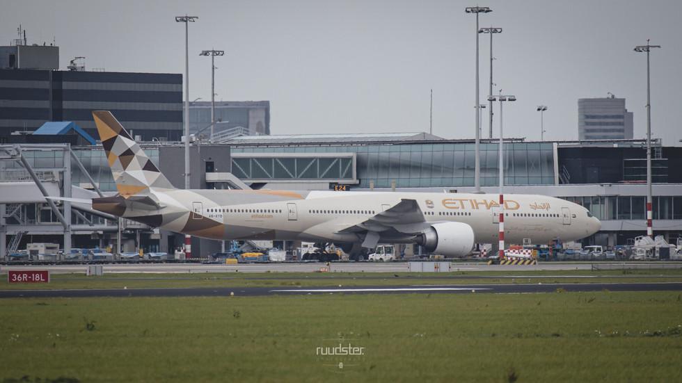 A6-ETD | Build: 2006 - Boeing 777-300