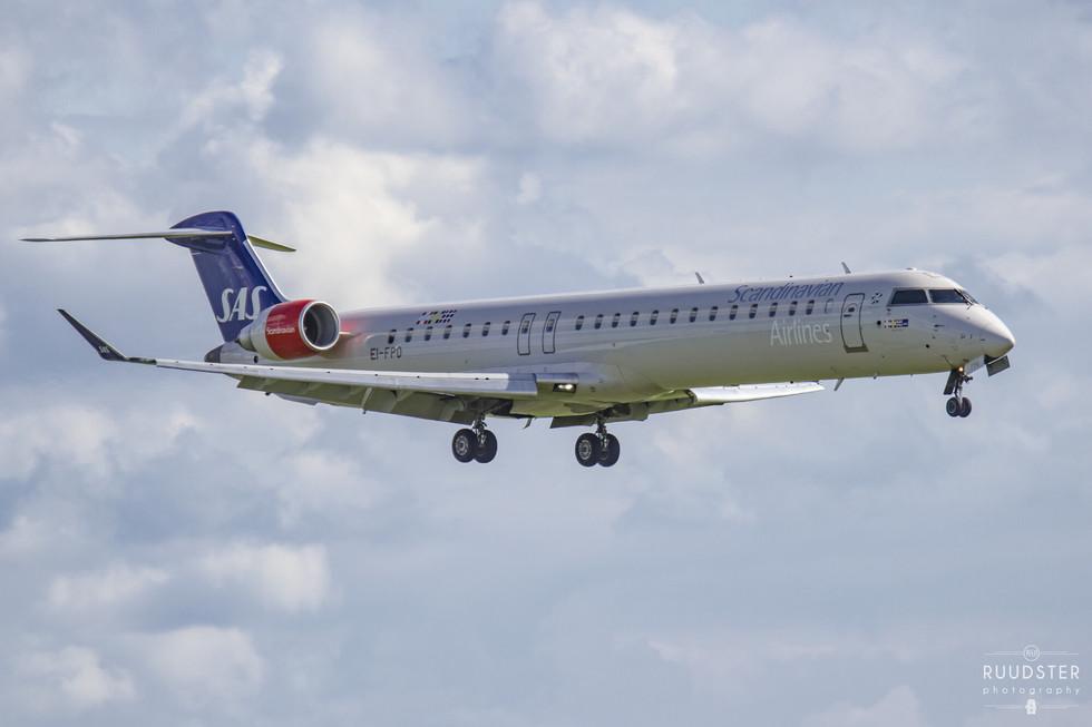 EI-FPD   Build: 2006 - Bombardier CRJ-900LR
