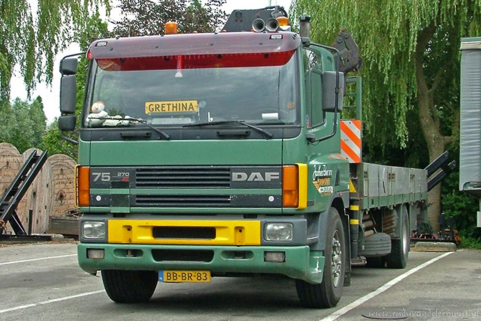 1994 | BB-BR-83 | DAF 75